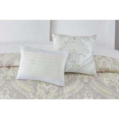 Adderly 5-Piece Riverbed Medallion Comforter Set