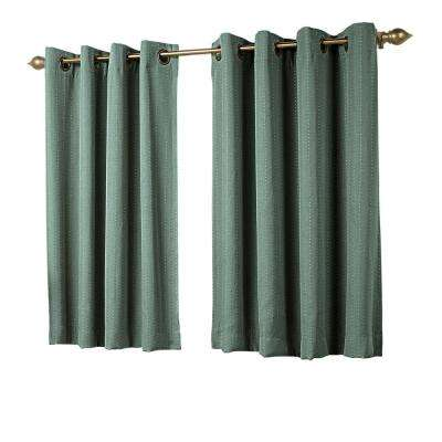 Green - Blackout - Curtains & Drapes - Blinds & Window Treatments ...