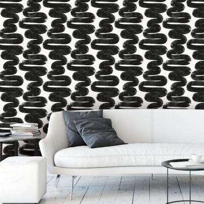 Wiggle Room Vinyl Peelable Wallpaper (Covers 56 sq. ft.)