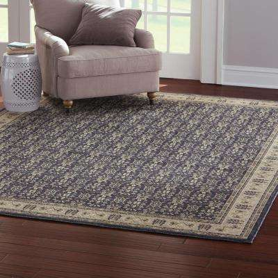 Gianna Indigo 5 ft. x 8 ft. Area Rug
