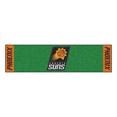 NBA Phoenix Suns 1 ft. 6 in. x 6 ft. Indoor 1-Hole Golf Practice Putting Green
