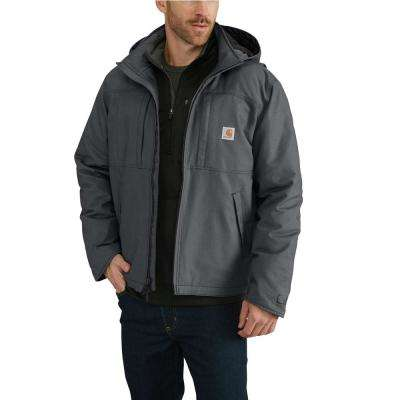 Men's Cotton/Polyester Full Swing Cryder Jacket