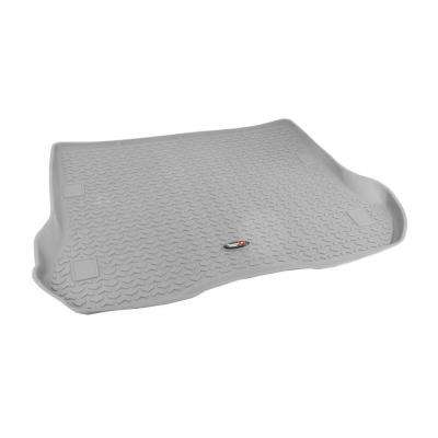 Cargo Liner Gray 2005-2010 Jeep Gr and Cherokee WK