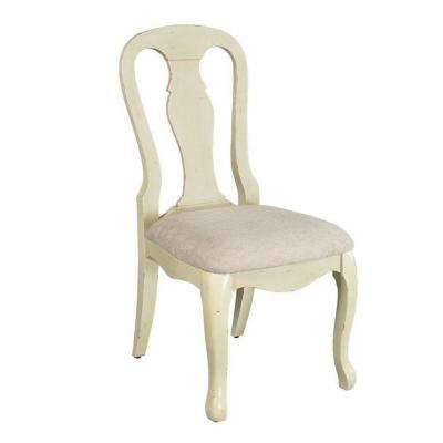 Sheffield Side Chair in Antique Ivory
