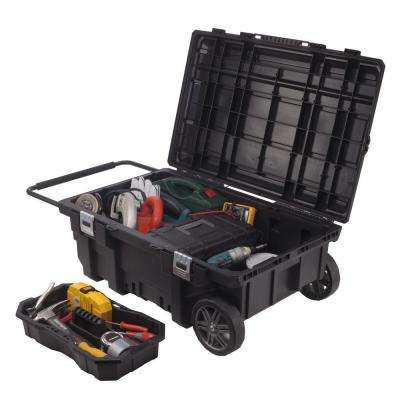 35 in. Mobile Job Tool Box