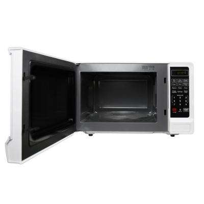Classic 1.1 cu. ft. 1000-Watt Countertop Microwave Oven in White