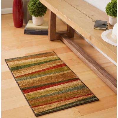 Mayan Sunset Sierra 2 ft. x 3 ft. Indoor Area Rug
