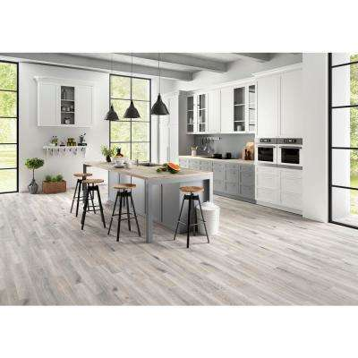 Antoni Platinum 6 in. x 36 in. Glazed Porcelain Floor and Wall Tile (13.5 sq. ft. / case)