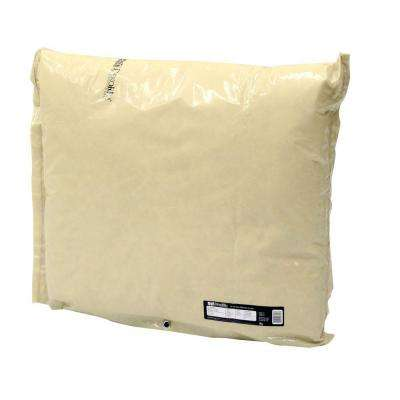 34 in. L x 24 in. H Medium Fiberglass Encapsulated Tan Plastic Insulation Pouch