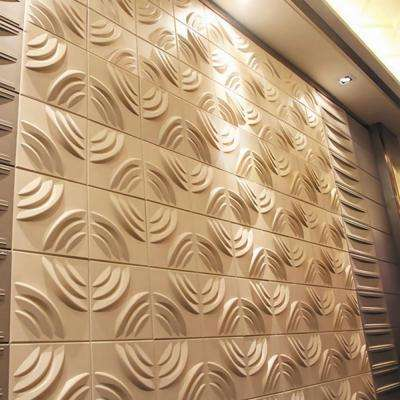 7/8 in. x 11-7/8 in. x 11-7/8 in. PVC White Artisan EnduraWall Decorative 3D Wall Panel
