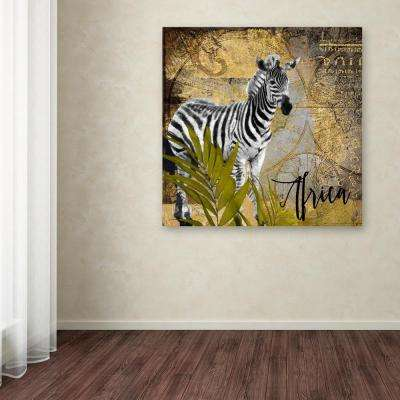 "24 in. x 24 in. ""Taste Of Africa IV"" by Color Bakery Printed Canvas Wall Art"