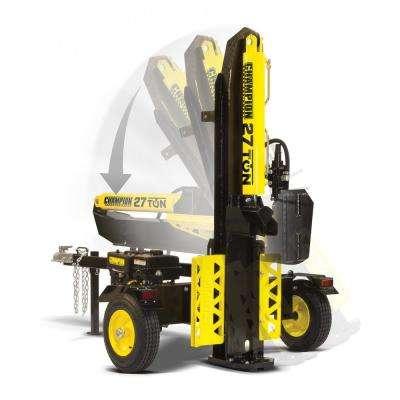 27 Ton 224 cc Log Splitter