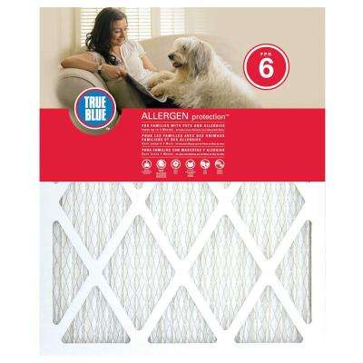 1 in. Depth Allergen & Pet Protection (4-Pack)