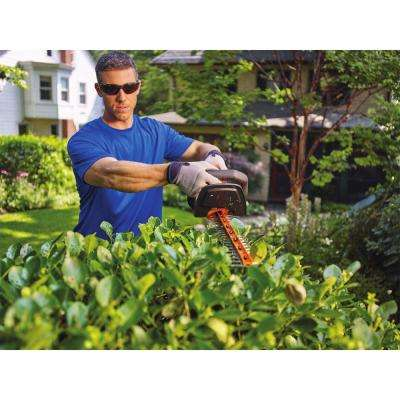 22 in. 20-Volt MAX Lithium-Ion Cordless POWERCUT Hedge Trimmer w/ (1) 1.5 Ah SMARTECH Battery and Charger