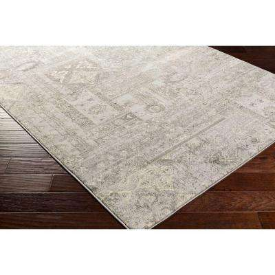 Holland Edie Gray 8 ft. x 10 ft. Indoor Area Rug