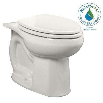 Colony Universal 1.28 or 1.6 GPF Elongated Toilet Bowl Only in White