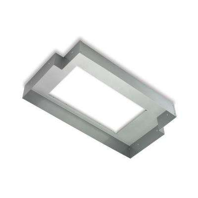 36 in. Power Pack T-Shaped Liner for Range Hood