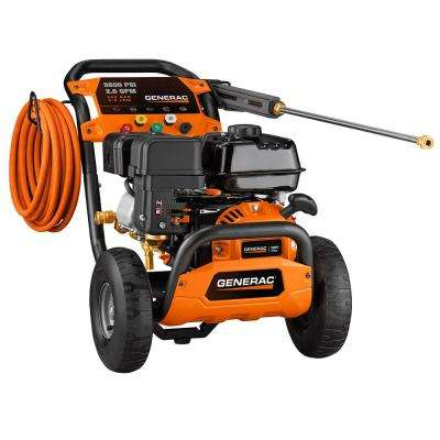 3600 PSI 2.6 GPM Professional Power Gas Pressure Washer