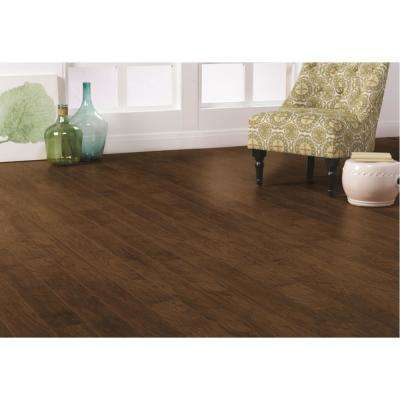 Tattersall Hickory 12 mm Thick x 8.03 in. Wide x 47.64 in. Length Laminate Flooring (15.94 sq. ft. / case)