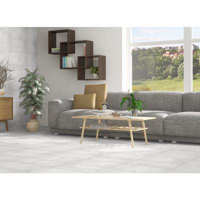 Stonewall White Rectified Porcelain Floor and Wall Tile (425.6 sq. ft./ pallet)