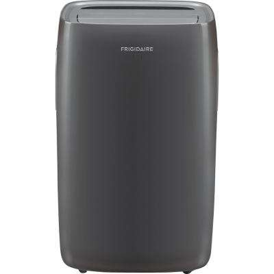 12,000 BTU 3-Speed Portable Air Conditioner with Heat and Remote for 550 sq. ft.