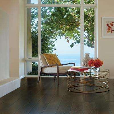 Hickory Scripps 3/8 in. Thick x 6-1/2 in. Wide x Varying Length Engineered Click Hardwood Flooring (23.64 sq. ft./case)