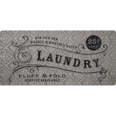 Victorian 20 in. x 42 in. Laundry Mat