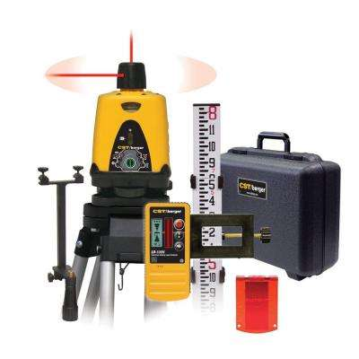 Factory Reconditioned Horizontal/Vertical Dual Beam Rotary Laser Level