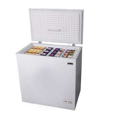 7.0 cu. ft. Chest Freezer in White