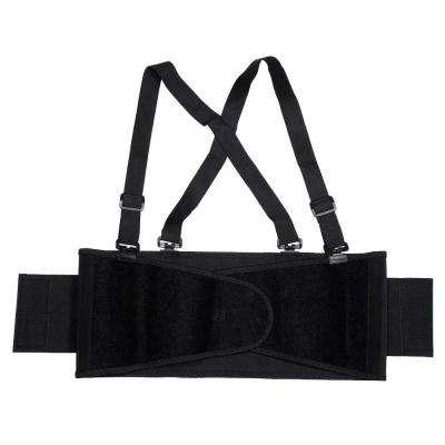 Black Back Support Belt