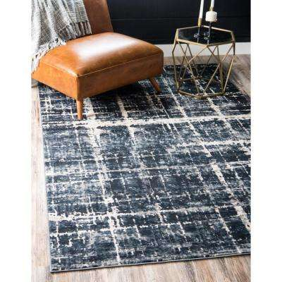 Uptown Collection by Jill Zarin™ Lexington Avenue Navy Blue 9' 0 x 12' 0 Area Rug