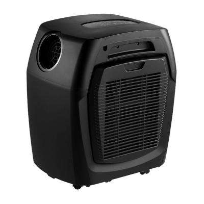 14000 BTU Portable Air Conditioner and Heater Covers 700 sq. ft. of Cooling and Heating Space With Dehumidifier