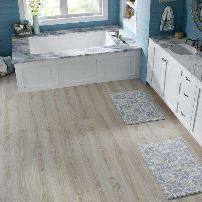 Outlast+ Waterproof Sand Dune Oak 10 mm T x 7.48 in. W x 47.24 in. L Laminate Flooring (19.63 sq. ft. / case)