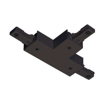 Trac-Lites Black T Connector