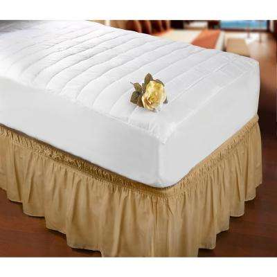 Quilted Mattress Bed Cover