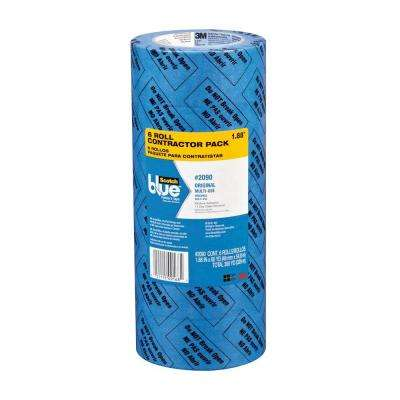 ScotchBlue 1.88 in. x 60 yds. Original Multi-Use Painter's Tape (6-Pack)