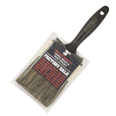 3 in. Factory Sale Bristle Brush
