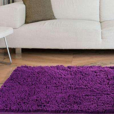 Purple 2 ft. x 3 ft. Area Rug