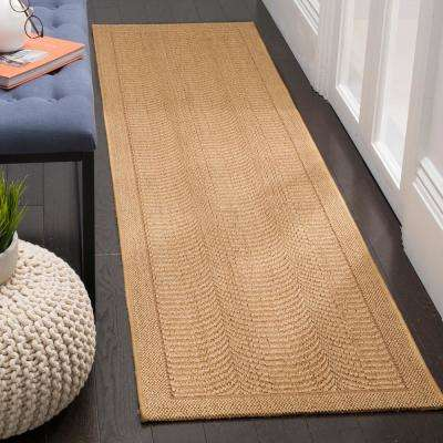Palm Beach Maize 2 ft. x 8 ft. Runner Rug