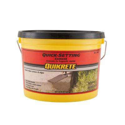 10 lb. Quick-Setting Cement