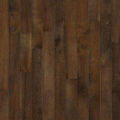 American Originals Carob Maple 3/8 in. Thick x 5 in. Wide Engineered Click Lock Hardwood Flooring (22 sq. ft. / case)