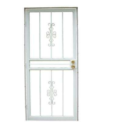 Latest 501 Series Genesis Steel Prehung Security Door Luxury - Awesome Steel Entry Doors with Glass Top Design