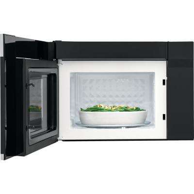 1.4 cu. ft. Over-the-Range Microwave in Stainless Steel with Automatic Sensor Cooking Technology