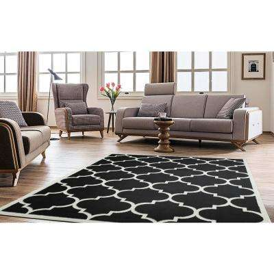 Black - Area Rugs - Rugs - The Home Depot