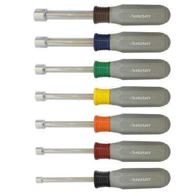 Husky Nut Driver Set (7-Piece)