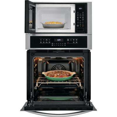 27 In Wall Oven Amp Microwave Combinations Wall Ovens