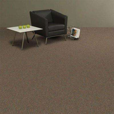 Developer Rich Pattern 24 in. x 24 in. Modular Carpet Tile Kit (18 Tiles/Case)