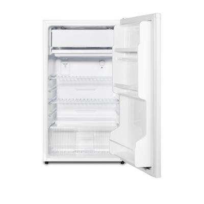 3.6 cu.ft. Mini Refrigerator in White, ENERGY STAR