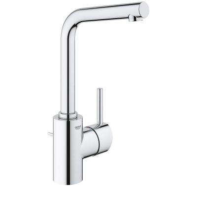 Concetto Single Hole Single-Handle Bathroom Faucet in StarLight Chrome