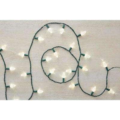 51 ft. 150-Light White String Lights